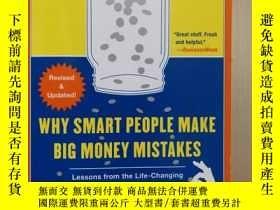 二手書博民逛書店why罕見smart people make big money