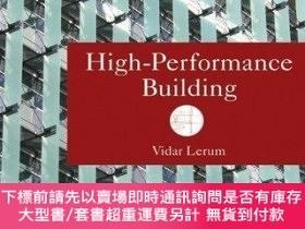二手書博民逛書店High-performance罕見BuildingY255174 Lerum, Vidar John Wil
