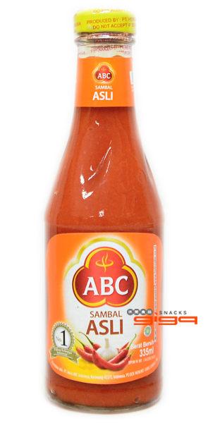 【吉嘉食品】印尼進口 ABC辣椒醬(335ml) [#1]{0711844120013}