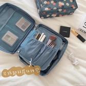 化妝包少女心放映室防水大容量化妝包旅行便攜式手提洗漱包收納袋 榮耀3C