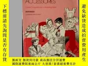 二手書博民逛書店Apparel罕見And Accessories (career Competencies In Marketin