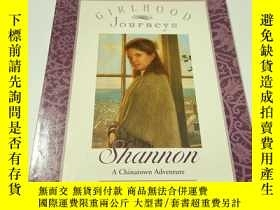 二手書博民逛書店girlhood罕見journeys:shannon: A Chinatown AdventureY9212
