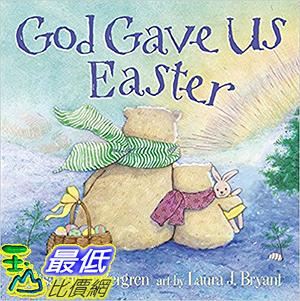 [106美國直購] 2017美國暢銷書 God Gave Us Easter