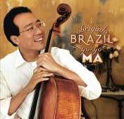 馬友友 巴西情迷 (大提琴) CD (音樂影片購)