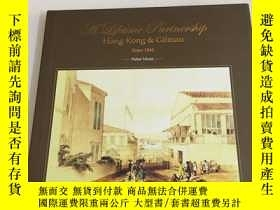 二手書博民逛書店A罕見Lifetime Partnership Hong kong Gilman)Since 19841Y13