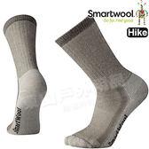 Smartwool Hike Mid SW130-236灰褐 男中級減震型徒步中長襪 美麗諾羊毛襪/戶外襪機能排汗襪/健行襪