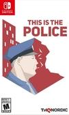 NS 身為警察(美版代購)