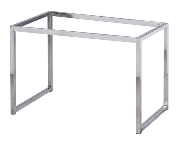 【 IS空間美學】歐式電鍍餐桌腳120×60用