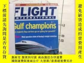 二手書博民逛書店Flight罕見international 國際航班 2003