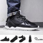 adidas 休閒鞋 Tubular Runner Y3 武士鞋 運動 黑白 男鞋【PUMP306】 M19648