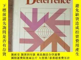 二手書博民逛書店英文原版罕見The Dynamics of Deterrence by Frank C. Zagare 著Y2