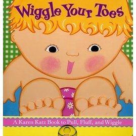 【麥克書店】  WIGGLE YOUR TOES /硬頁書