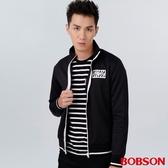 BOBSON 男款立領配條運動外套(38023-88)