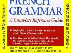 二手書博民逛書店French罕見Grammar: A Complete Reference GuideY364682 Dani