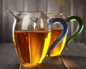 美斯尼玻璃公道杯加厚耐熱功夫茶具配件過濾茶海分茶器