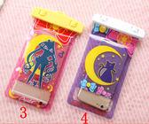 note5 iPhone6  6plus note4 S6 6 吋下 手機防水袋 蘋果三星小米卡通可觸屏漂流防水套