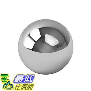 [106美國直購] One 1-1/2 Inch Chrome Steel Bearing Ball G25