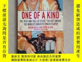 二手書博民逛書店One罕見of a Kind:The Rise and Fall of Stuey The Kid Ungar