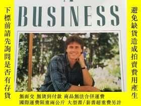二手書博民逛書店Growing罕見a Business 【英文原版, 佳】Y11