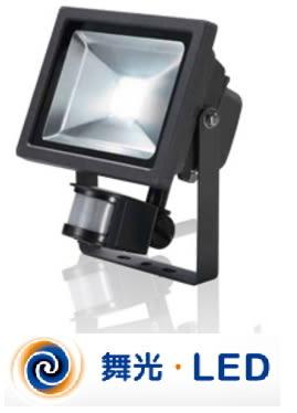 舞光 LED 24W 雙電壓 感應燈 LED-10029 全電壓 投射燈 投光燈 戶外洗牆燈 正白光 台灣製 LED-10029-NEW