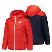 NIKE系列服飾 女子雙面穿 運動連帽 保暖羽絨外套NO.939439634