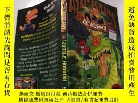 二手書博民逛書店Jungle罕見horror:叢林恐怖Y212829