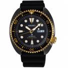 SEIKO精工PROSPEX系列200米潛水機械錶 4R36-07L0K SPRD46J1 黑金