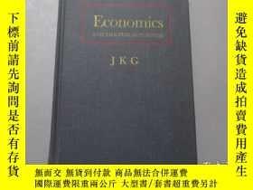 二手書博民逛書店英文原版:Economics罕見And The Public P