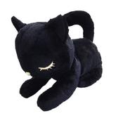 I love pooh ,維尼貓絨毛玩偶(20cm)_Black~