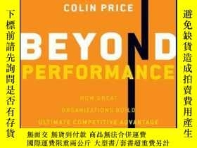 二手書博民逛書店Beyond罕見Performance: How Great Organizations Build Ultima