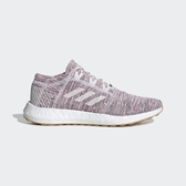 ADIDAS PureBOOST GO W [B75824] 女鞋 運動 休閒 慢跑 輕量 針織 避震 愛迪達 粉紫