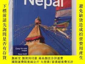 二手書博民逛書店Nepal罕見(lonely planet) 孤星系列