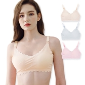 哺乳內衣孕婦內衣透氣交叉哺乳運動胸罩-JoyBaby