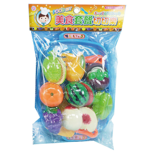 Tai Sing大生 家家酒玩具 綜合蔬果切切樂 玩具反斗城