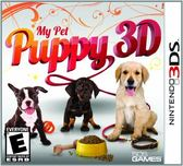 3DS My Pet Puppy 3D 我的寵物小狗3D(美版代購)
