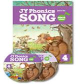 【麥克書店】JY PHONICS SONG #4/ BK+DVD+CD