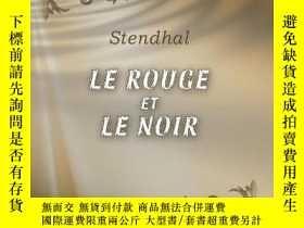 二手書博民逛書店Le罕見Rouge Et Le NoirY256260 Stendhal Adamant Media Corp