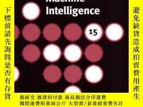 二手書博民逛書店Machine罕見Intelligence 15: Intelligent Agents (no.15)-機器智能