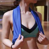 降溫神器16度冷感巾 運動毛巾 冰涼巾 吸汗速乾