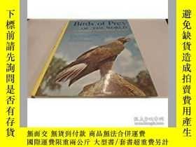 二手書博民逛書店Birds罕見Of Prey Of The WorldY2643