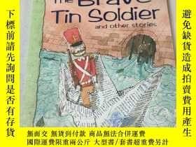 二手書博民逛書店the罕見Brave Tin soldier:勇敢的錫士兵Y212829