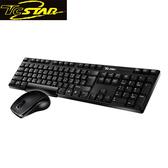 T.C.STAR 連鈺 TCK900 2.4G無線鍵盤滑鼠組 (TCK900+TCN534)
