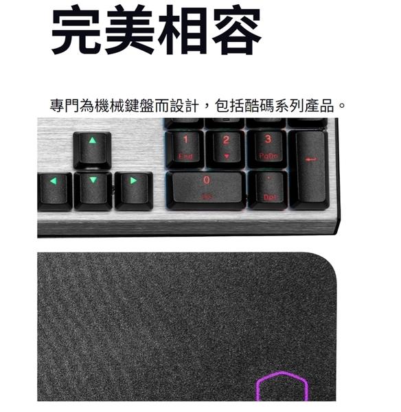 [地瓜球@] Cooler Master WR531 鍵盤 手托 手靠墊 護腕墊 低摩擦布面材質 防潑水表面
