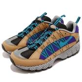Nike 戶外鞋 Air Humara 17 QS 咖啡 藍 反光 男鞋 越野運動鞋【PUMP306】 AO3297-700