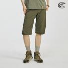 ADISI 男SUPPLEX彈性吸排七分褲AP2011024 (M-2XL) / 城市綠洲 (不起皺、吸排、輕薄、快乾、透氣)