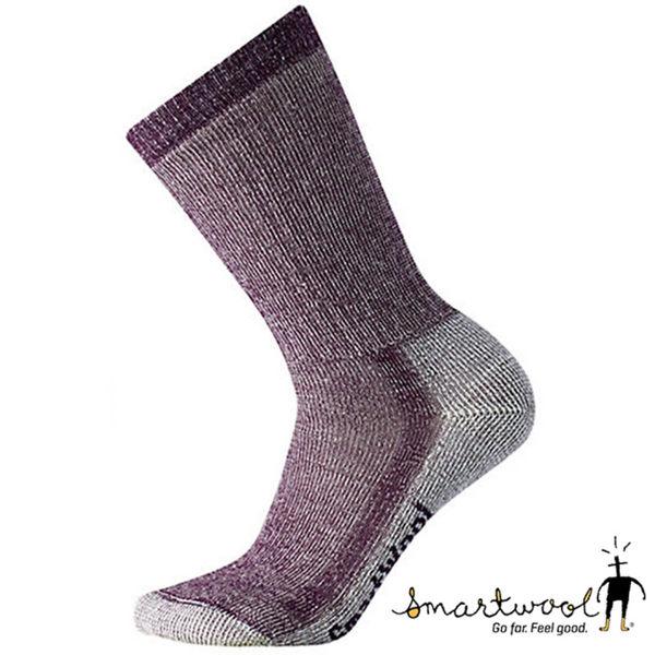 Smartwool 女 健行中級避震型中長襪『黑醋栗紫』SW0SW294 美國製 保暖襪 登山襪 運動襪