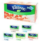 隨機出貨 - 美國 Kleenex頂級超柔滑乳液面紙 170抽
