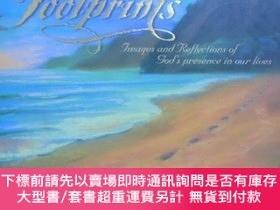 二手書博民逛書店英文原版罕見Footprints: Margaret Fishback Powers 足跡Y20868 Gwe