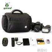 相機包 yeud單反相機包單肩防水攝影包佳能尼康索尼a7R微單斜背相機包 新品