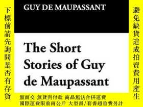 二手書博民逛書店The罕見Short Stories Of Guy De Mau